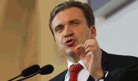 Отставка министра экономики Павла Шеремета, оказалась уткой