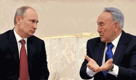 Путин захотел прямых переговоров с Порошенко