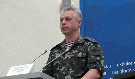 За минувшую ночь военные колонны РФ не пересекали границу – СНБО