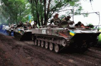 Николаевские десантники выполнив задание прорвались из окружения, – активист