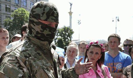 """Скоро в паркетных генералов спросят за все, – Комбат """"Донбасса"""""""