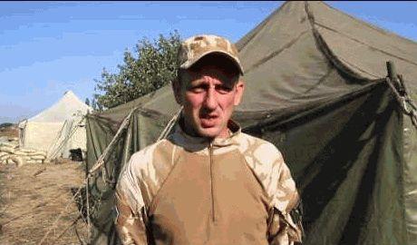 Террористы обстреляли колону безоружных украинских военных, что возвращались домой с территории РФ