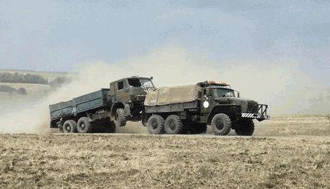ВСУ под  Иловайском уничтожили две колонны оккупанта