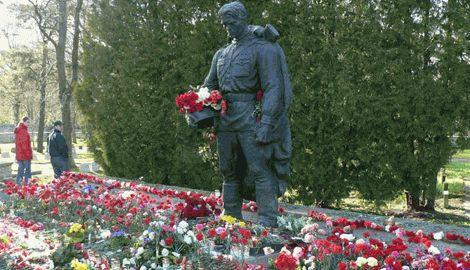 Сильный духом народ или как на западной Украине встречали погибшего героя