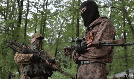 """Танки """"Абрамс"""", вертолеты """"Апач"""" и самолеты """"Рэптор"""", – вот какое вооружение у украинской армии, со слов боевиков"""