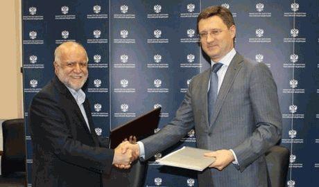 Россия подписала договор о покупке нефти у Ирана