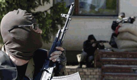"""На стрелке убили главу боевиков """"Антрацита"""" по прозвищу """"Кабан"""""""