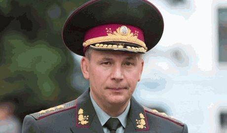 Сын Министра обороны Украины идет в армию