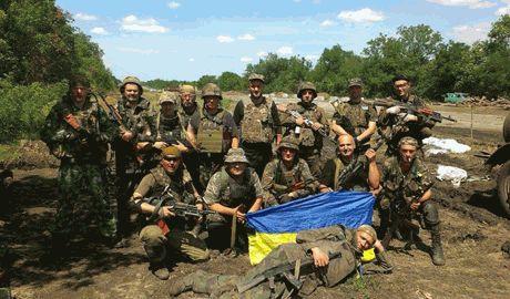"""Батальон """"Айдар"""" назвал информацию о их расформировании провокацией"""