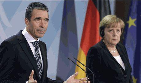 Германия выступает против вступления Украины в НАТО, не желая злить Кремль