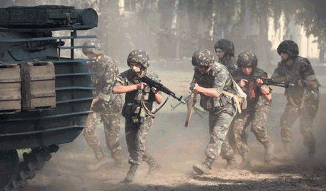 Часть военнослужащих 72-й механизированной бригады, отправили в Белую Церковь, где и решат их дальнейшую судьбу