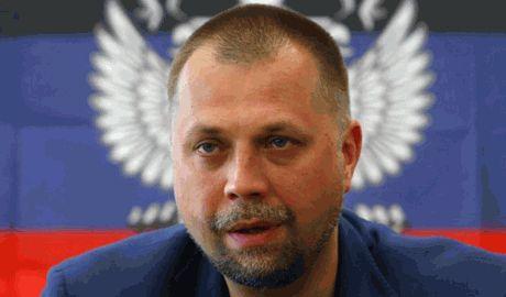 Александр Бородай оставил пост премьер-министра ДНР