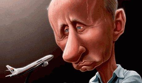 Развенчивания культа личности Путина или тонкий план по уничтожению РФ?