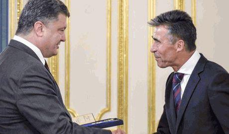 Украину пригласили принять участие в саммите НАТО