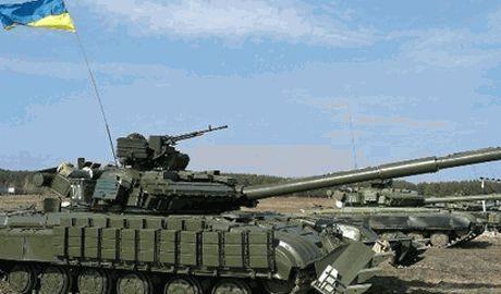 Величний подвиг Героїв-танкістів в ім'я миру на українській землі