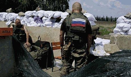 За отказ перейти на сторону ЛНР, боевики повесили прокурора Свердловска