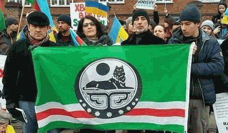 Настоящие чеченцы на востоке Украины воюют против приспешников Кремля