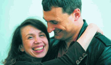 Сегодня от пули снайпера погиб муж журналистки Татьяны Черновол