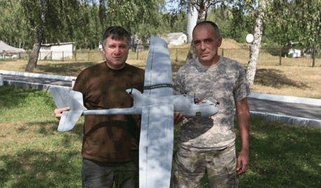 На полигоне Нацгвардии под Киевом сегодня испытали первые украинские разведывательные  дроны, – Аваков