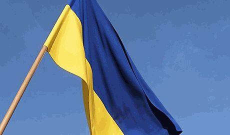 История об артиллеристе, который с простреленным лицом спасал украинский флаг