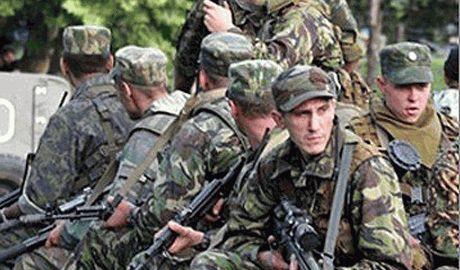 Силы АТО готовятся к финальному штурму Донецка