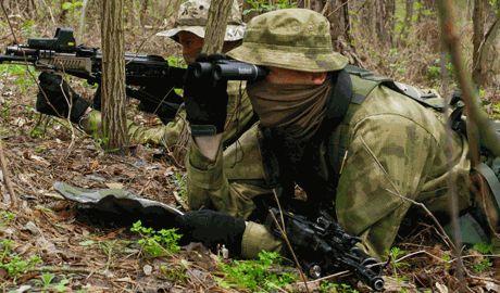 Украинский спецназ работает в Луганске, террористы  в панике