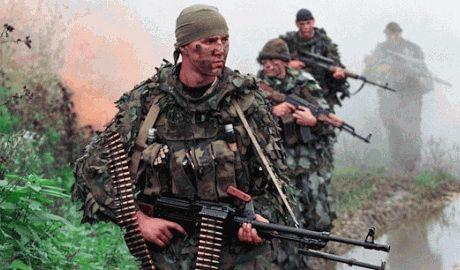 Украине нужно начинать засылать разведгруппы на территорию РФ, – офицер ВДВ, прошедший Чечню