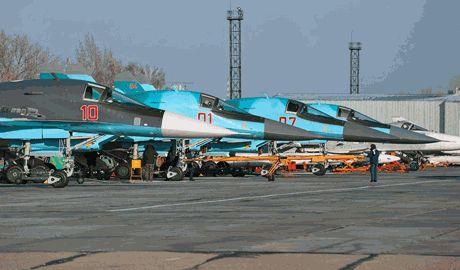 Россия намерена построить авиабазу в Белоруссии