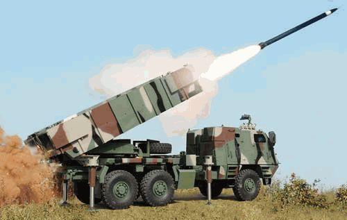 Украинская армия начала артподготовку, применяя РСЗО