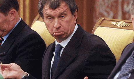 Роснефть из-за санкций просит правительство РФ о финансовой помощи в размере $44 млрд
