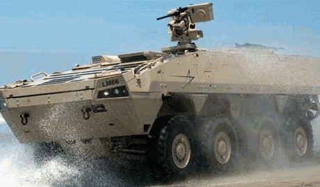 США собирается предоставить Украине БТРы и броневики