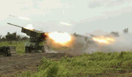 В России подтверждают, что военные РФ обстреливают украинскую территорию