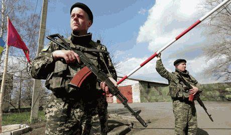 Город Иловайск взят под полный контроль украинских силовиков