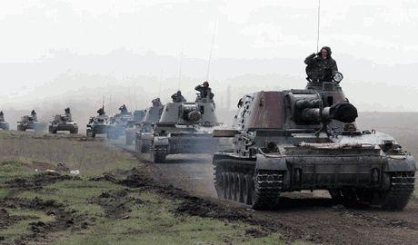 Артиллерия ВСУ уничтожила базу боевиков в Донецке
