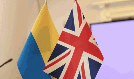Великобритания за последнюю неделю передала украинским военнослужащим 180 комплектов касок и бронежилетов