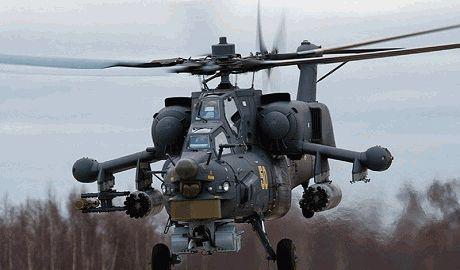 Кабмин в срочном порядке закупит для АТО новейшие военные вертолеты и технику