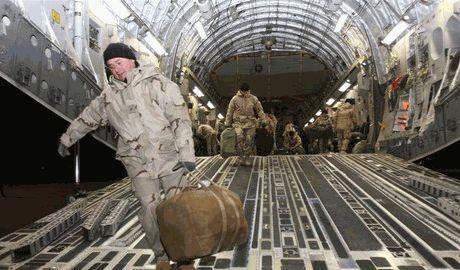 Украинские миротворцы  возвращаются в Украину, и усилят войска на востоке страны