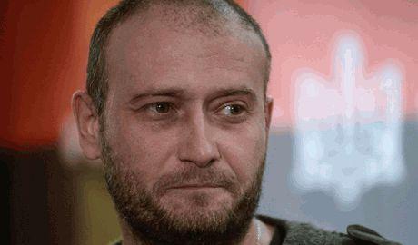 Дмитрий Ярош выступил с официальным видеообращением, относительно ситуации, сложившейся между МВД и Правым Сектором ВИДЕО