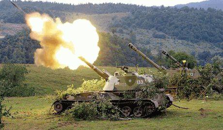 """""""Боги войны"""" ВСУ уничтожили базу боевиков, среди террористов значительные потери"""