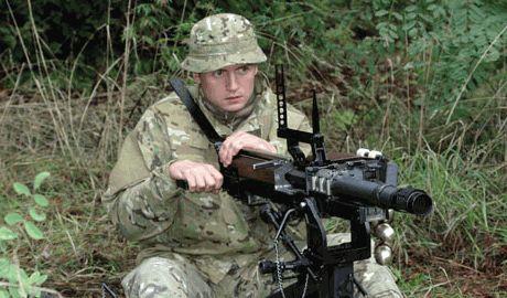 """Украинские оружейники разработали собственный гранатомет """"УАХ-40"""" Видео"""