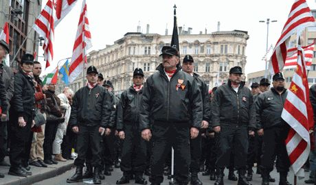Венгерскую националистическую партию «Ёбик», причислят к террористическим организациям