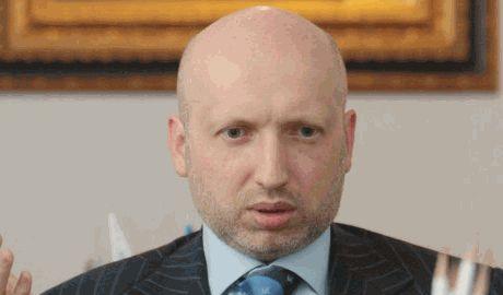 Турчинов заявил, что парламент ратифицирует соглашение с ЕС в ближайшее время