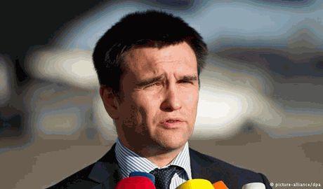 Переговоры проходят очень тяжело, – Павел Климкин
