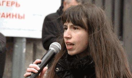 Татьяна Чорновол решила уйти в отставку с должности уполномоченного по антикоррупционной политике