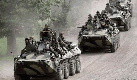 Путин начал посылать на восток Украины 19-летних срочников