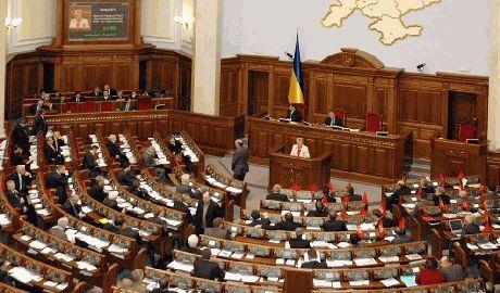 Рада приняла в первом чтении закон о санкциях в отношении РФ, который предусматривает запрет транзита российского газа