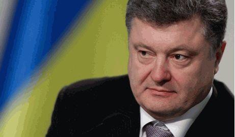 Петро Порошенко прервал визит в Минск и возвращается в Украину