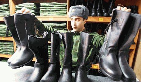 В России началась мобилизация резервистов