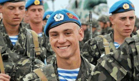 Украинский десантник развел сепаратистов (ФОТО)
