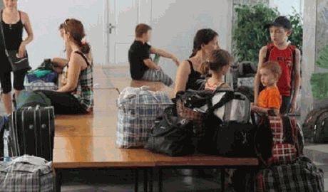 В СНБО призвали жителей Донбасса покинуть зону АТО